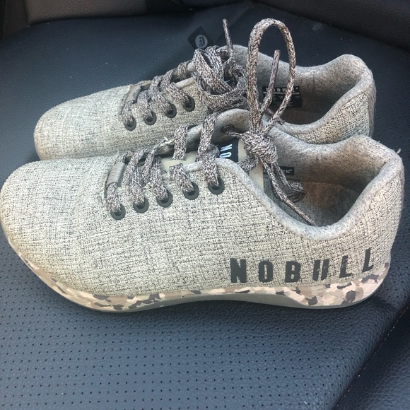 Shoes | Nobull Earth Heather Trainer